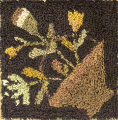 Garden Basket Punchneedle Pattern and Kit