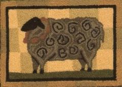 Grand Champion  - Sheep Punch Needle Pattern or Punch Needle Kit