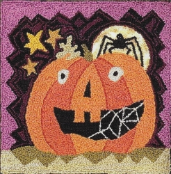 Stage Fright - Punch Needle Pattern or Punch Needle Kit
