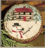 Cabin Fever - Punch Needle Pattern or Punch Needle Kit
